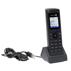 Alcatel 8212 con base de carga y cable USB