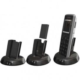 Base de carga Dual para teléfonos Spectralink 7202 , 7212 , 7622 y 7642