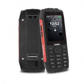 MyPhone Hammer 4 - Rojo