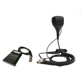Motorola Controlador de pie de grúa PTT para DP3441