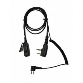 Adaptador de audio Peltor J22