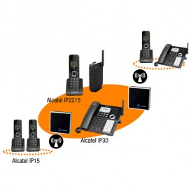 Alcatel IP2015