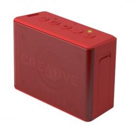 Creative MUVO 2c - Rojo