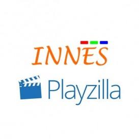 Aplicación Playzilla - Innes