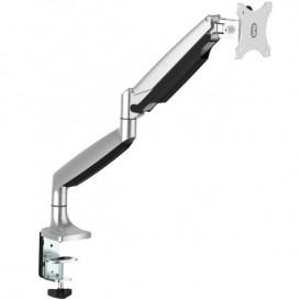 Braccio Articolato per Monitor da Scrivania - Supporto Multi-direzionale - Acciaio Robusto