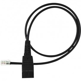 Cable QD para auricular Alcatel TH120 - 125