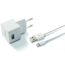 Cargador USB con adaptador de pared para Apple iPhone5/5C/6/6+