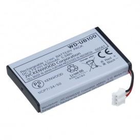 Batería de Li-ion para transceptor Kenwood WD-K10TR