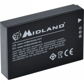Batería para Cámara Midland XTC 400