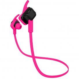 Auriculares BeatING - Rosa
