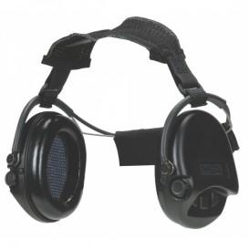 MSA Supreme Pro con contorno de nuca - Negro