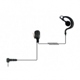 Auricular gancho 1 pin Motorola, cable resistente T81,T82,T82EX, T92