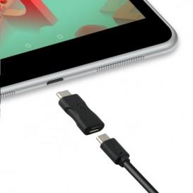 Adattatore KSIX Micro USB 2,0 a USB 3,1 Tipo C