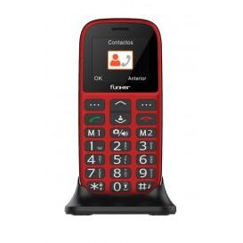 Funker C65 Easy Plus - Rojo