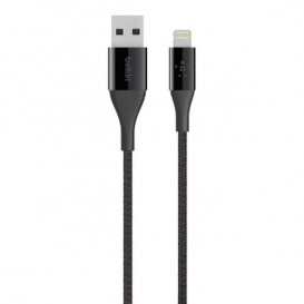 Cable Lightning a USB Belkin Negro