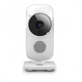 Cámara de vídeo Motorola MBP 67-Blanco