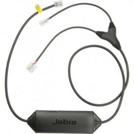 Cable descolgador electrónico Jabra para tel. Cisco