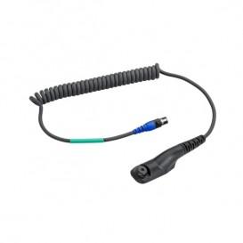 Cable FLEX Peltor 3M para Motorola ATEX  DP4401EX