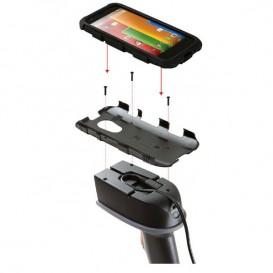 Carcasa protección Smartphone con orificios
