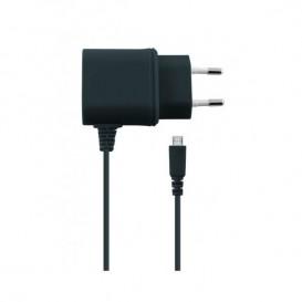 Cargador Red KSIX 1A Micro USB - Negro