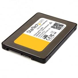 Adaptador de tarjeta CFast a SATA con carcasa protectora - Compatible con SATA III 6Gbps