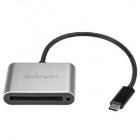 Lector Grabador USB 3.0 USB-C Tipo C de Tarjetas de Memoria Flash Cfast Alimentado por USB