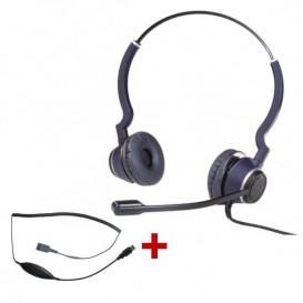 Cleyver HC25 QD + Cable adaptador USB DSU08M QD