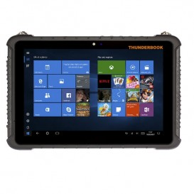 Thunderbook Colossus W100