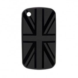 Funda Blackberry BANDERA UK Negra