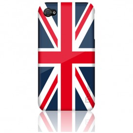 Funda IPHONE 4/4S BANDERA UK