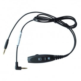 Cable conmutador Jack para Alcatel serie S