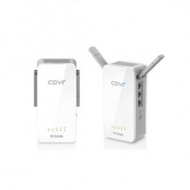 D-LINK COVR-P2502 - Solución WiFi híbrida completa