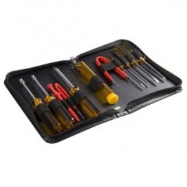 Juego Kit Set Herramientas Reparación Ordenadores 11 piezas Estuche- Torx Phillips Plano