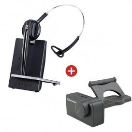 Pack Sennheiser D10 Phone + descolgador a distancia