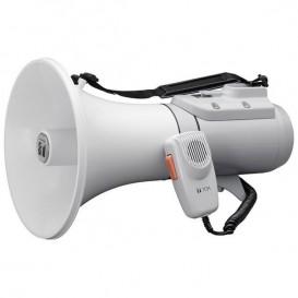 Megáfono con silvato TOA ER-2215W