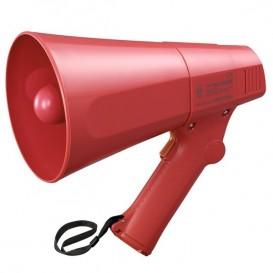 Megáfono con sirena TOA ER-520S