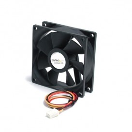 Ventilador de Repuesto para Disipador de Procesador o Caja Chasis PC - 80mmx25mm - TX3