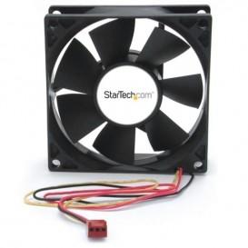 Ventilador Fan para Chasis Caja de Ordenador PC Torre - 80x25mm - Conector TX3