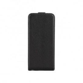 Funda FlipCover para iPhone 5C - Negro1