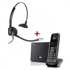 Pack: Gigaset C530 IP + Auricular OD HC10