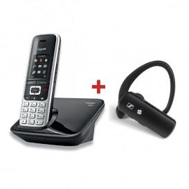 Gigaset S850 + Auricular Sennheiser Ezx70