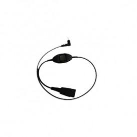 Cable QD Jabra para Cisco 7920 y Nokia