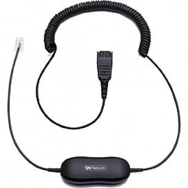 Jabra GN 1210 Cable QD - RJ9 0,8m