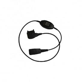 Cable Jabra QD con PTT para Nokia
