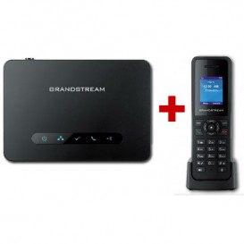 Base dect Grandstream DP750 + supletorio DP720