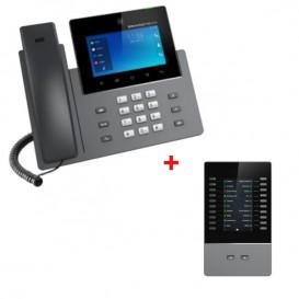 Grandstream GXV3350 + módulo