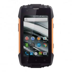 MyPhone Hammer IRON 2 Naranja y Negro