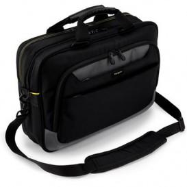 Targus CityGear maletines para portátil 39,6 cm (15.6'') Bandolera Negro