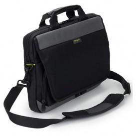 Targus CityGear maletines para portátil 35,6 cm (14'') Bandolera Negro