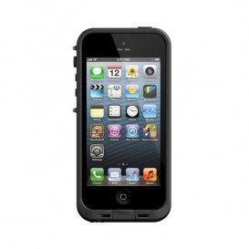 Funda Lifeproof para Iphone 5 (Negro)